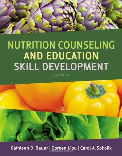 9780840064158: Nutrition Counseling and Education Skill Development