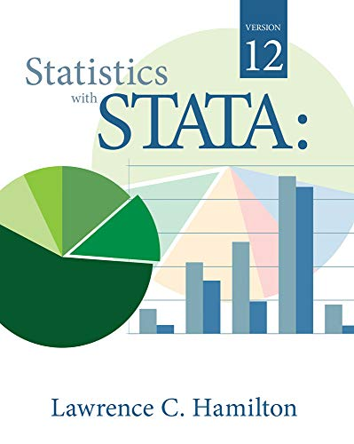 9780840064639: Statistics with Stata: Version 12