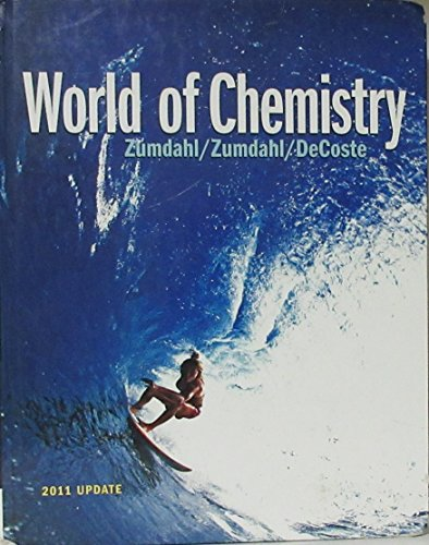 9780840065339: World of Chemistry, Updated
