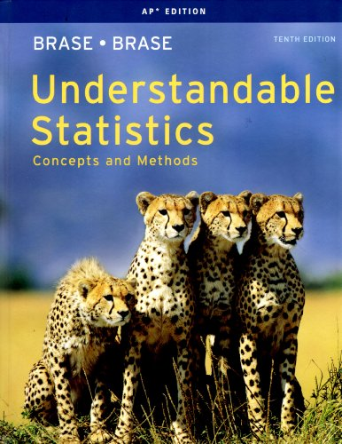 9780840065346: Title: UNDERSTANDABLE STATISTICS-AP ED.