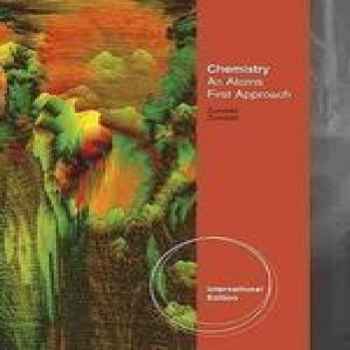 9780840065865: Chemistry; An Atoms First Approach, International Edition