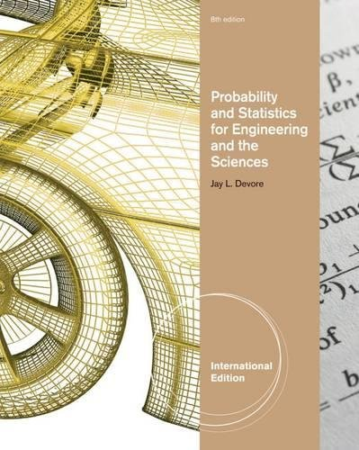 9780840068279: Probability and Statistics for Engineering and the Sciences