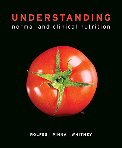 9780840068453: Understanding Normal and Clinical Nutrition
