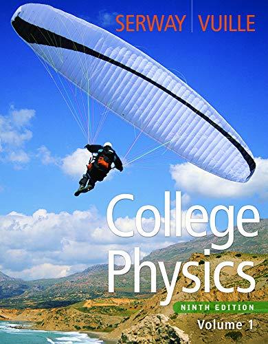 9780840068484: College Physics, Volume 1