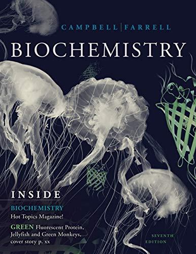 Biochemistry (Hardback): Mary K. Campbell, Shawn O. Farrell