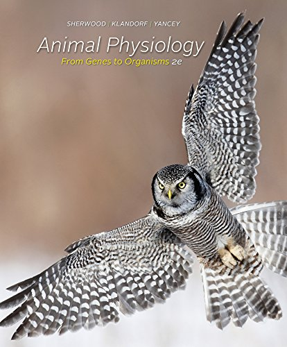 9780840068651: Animal Physiology: From Genes to Organisms