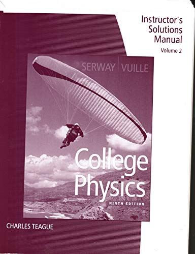 9780840068712: Ism College Physics V2 9e