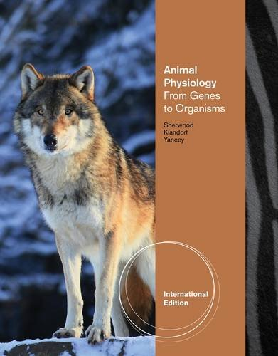 9780840068811: Animal Physiology: From Genes to Organisms