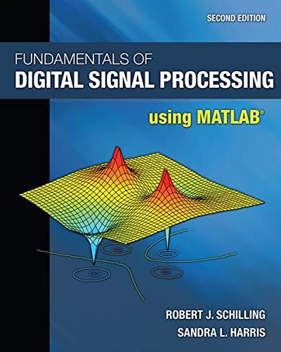 9780840069092: Fundamentals of Digital Signal Processing Using MATLAB
