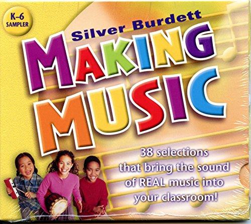 9780840088178: Silver Burdett Making Music National CD Sampler