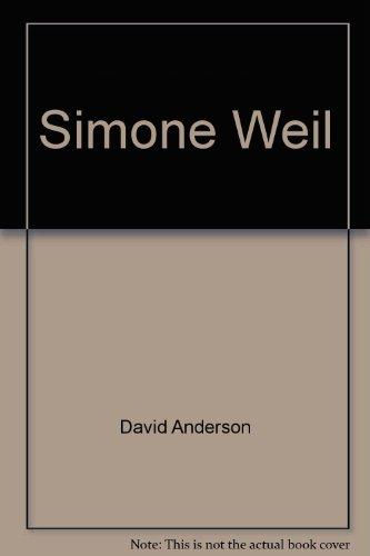 9780840100573: Simone Weil