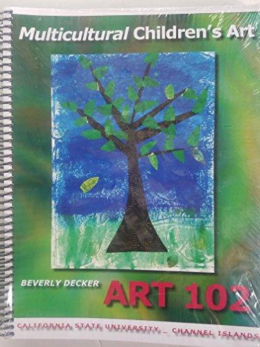 9780840101976: Multicultural Children's Art- Reader for Art 102