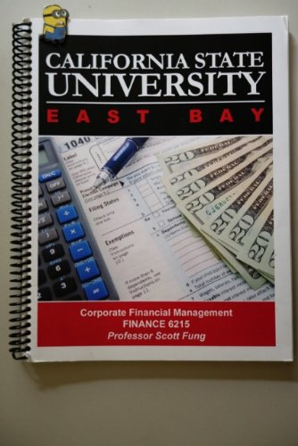 9780840110251: Corporate Financial Management Finance 6215