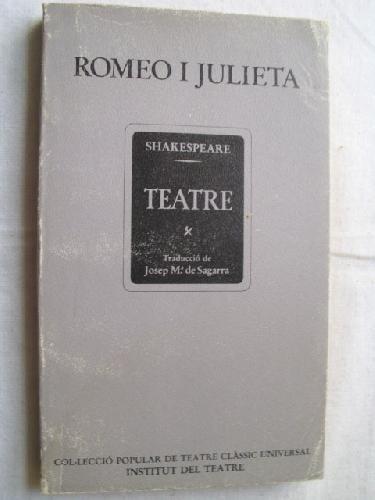 9780840206992: ROMEO I JULIETA
