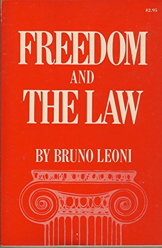 9780840212153: Freedom and the Law