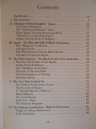 9780840304582: The Destruction of Black Civilization;: Great Issues of a Race from 4500 B.C. to 2000 A.D