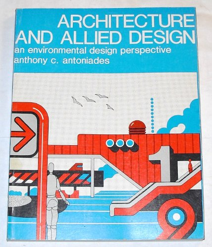 ARCHITECTURE AND ALLIED DESIGN: Antonaides, Anthony