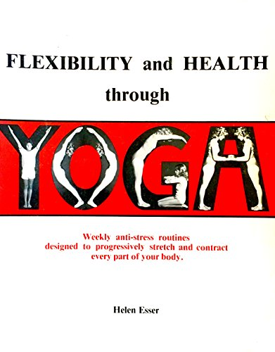 9780840322364: Flexibility and health through yoga