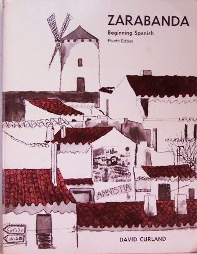 9780840325273: Zarabanda: Beginning Spanish