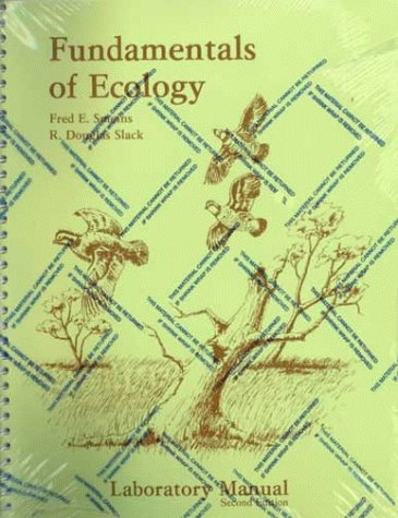 9780840326287: Fundamentals of Ecology Laboratory Manual