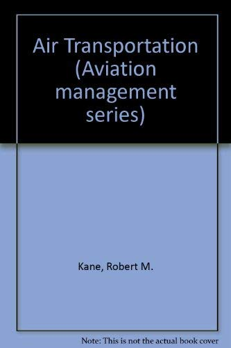 9780840326393: Air transportation (Aviation management series)