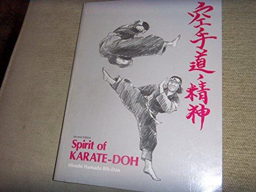 9780840326935: Spirit of Karate-Doh