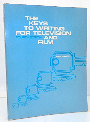 9780840326997: Keys to Writing for Television and Film