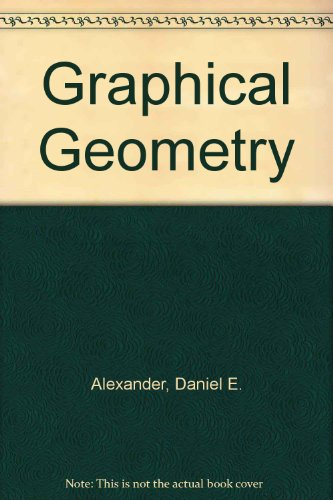 9780840329776: Graphical Geometry