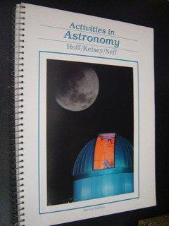 Activities in Astronomy