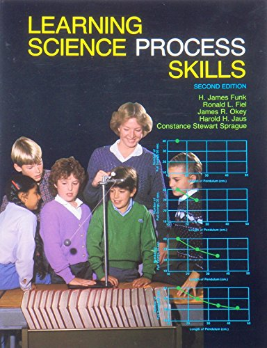 9780840335104: Learning Science Process Skills