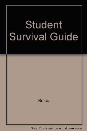 9780840337740: Student Survival Guide