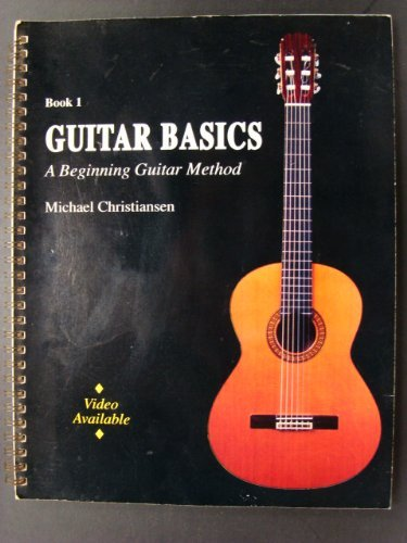 9780840341938: BOOK ONE - GUITAR BASICS