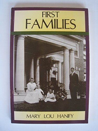 9780840345967: First Families: A Collection of Stories About First Families