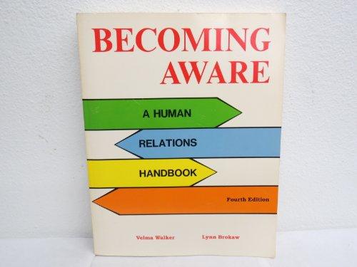 9780840346445: Becoming Aware