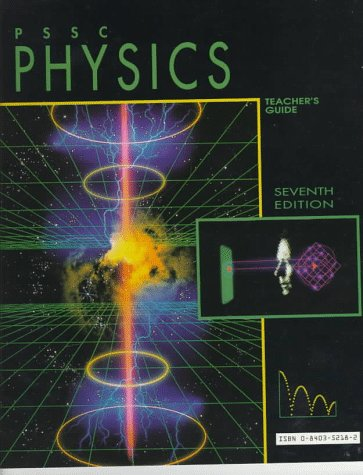 9780840352187: Pssc Physics: Teacher's Guide