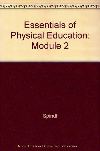 9780840353320: Essentials of Physical Education: Module 2
