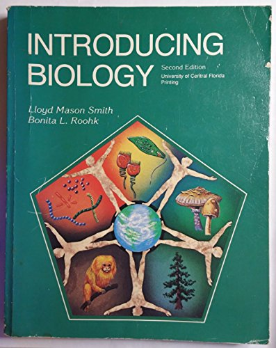 9780840353443: Introducing biology