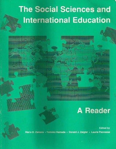 Social Sciences and International Education: Zamora