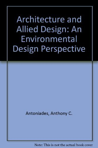 9780840358202: ARCHITECTURE AND ALLIED DESIGN