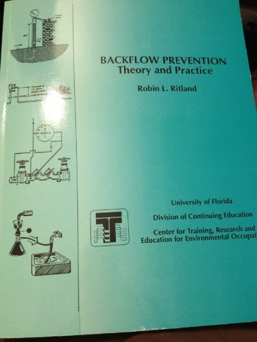 9780840363312: Backflow Prevention: Theory and Practice