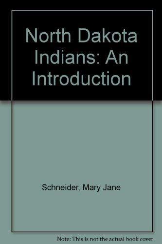 9780840367983: North Dakota Indians: An Introduction