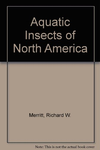9780840375889: Aquatic Insects of North America