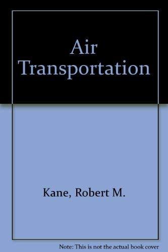 9780840376053: Air Transportation