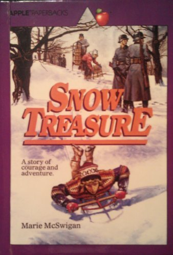 9780840376916: Snow Treasure