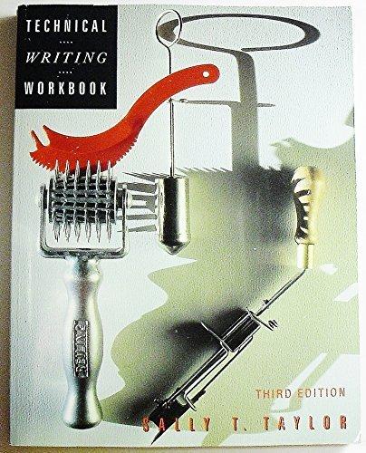 9780840377180: Technical Writing Workbook