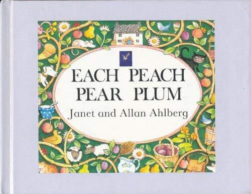 9780840378163: Each Peach Pear Plum