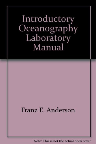 9780840380142: Introductory oceanography laboratory manual