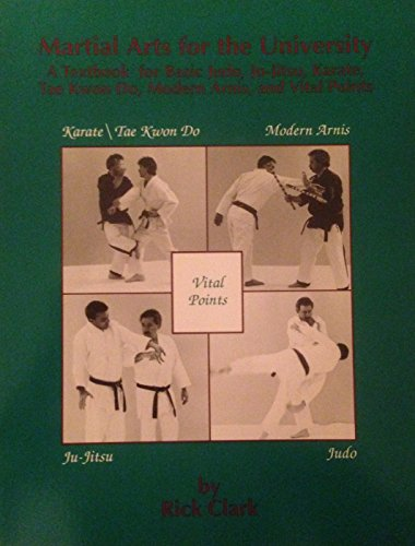 9780840381071: Martial Arts for the University