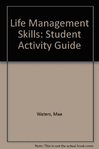 9780840381217: Life Management Skills: Student Activity Guide