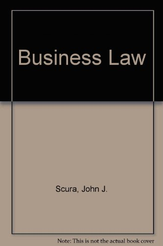 9780840387356: Business Law
